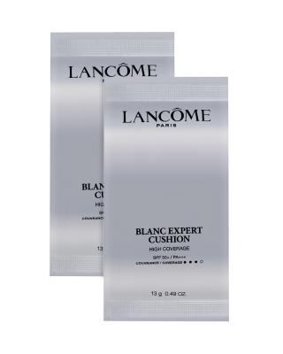 法国Lancome兰蔻 升级版瞬白无瑕气垫粉芯 SPF50+ #BO-01 13gx2pcs