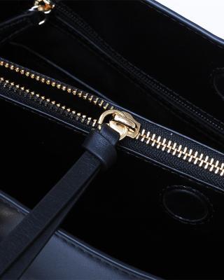 美国 Michael Kors 迈克高仕 Cece系列黑色女士手提单肩包 30S0G0ET2L 001