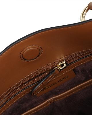 美国 Michael Kors 迈克高仕 Cece系列棕色女士手提单肩包 30S0G0ET2L 230