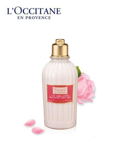 法国 L'occitane 欧舒丹玫瑰皇后润肤露 250ml