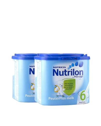 Nutrilon 荷兰版牛栏 婴幼儿奶粉6段 400g 3岁以上 2罐装
