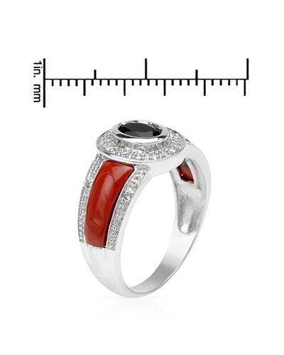 FPJ 10K白金2.02克拉总重100%纯正碧玉戒指