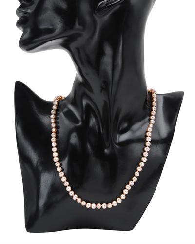 14K黄金天然珍珠项链