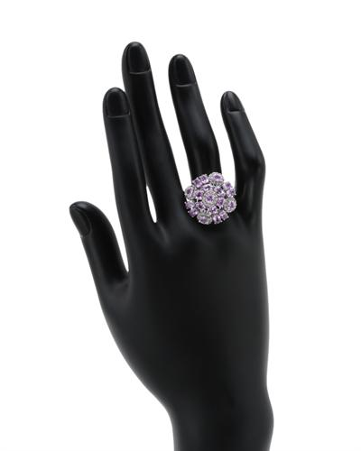 De Dears 黛狄尔斯 925银4.5克拉天然蓝宝戒指