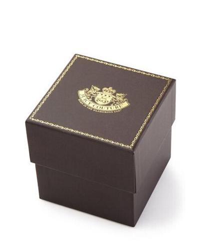 美式潮牌 Juicy Couture 橘滋 人气款时尚拼色舒适休闲女士石英腕表