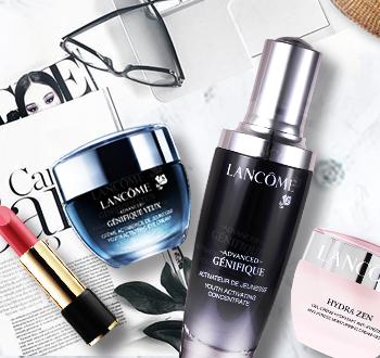 Lancôme创造美丽新世界 全场低至77折