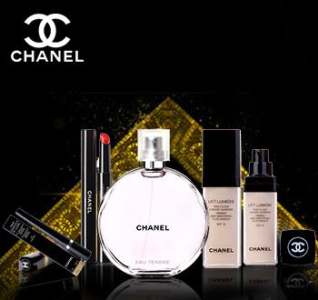 Chanel 自然光彩 气度不凡 全场低至8折
